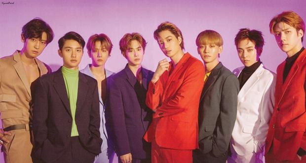 30 nhóm nhạc Kpop hot nhất hiện nay: Top 3 đắt giá cuối cùng đã hội ngộ, bất ngờ nhất là đối thủ hạ gục Red Velvet - Ảnh 3.
