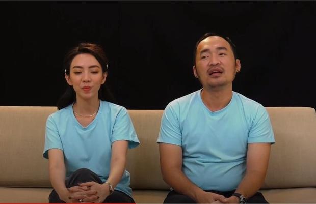 Bé Andy khen mẹ Thu Trang tới tấp dù bố Tiến Luật xếp vợ vào hội... Ghét Bếp - Ảnh 3.