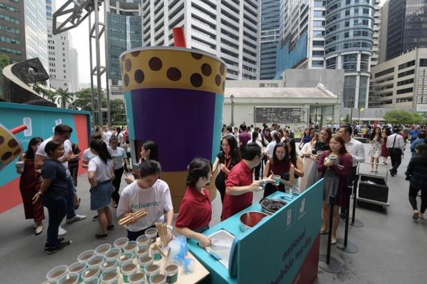 Nếu ở Nhật có ngày lễ dành cho bánh pocky, thì ở Đài Loan và nhiều nơi khác cũng có Ngày Trà Sữa nữa đấy! - Ảnh 3.