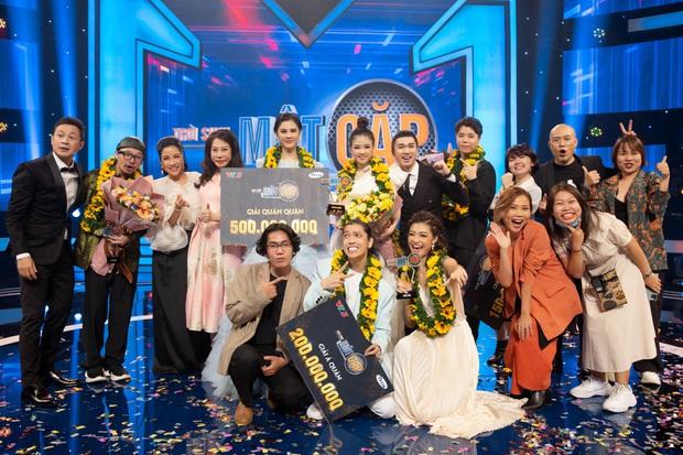HLV Dương Hoàng Yến đưa học trò MC Thu Hoài lên ngôi Quán quân Trời sinh một cặp - Ảnh 5.