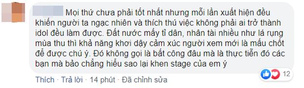 Tưởng Ngu Thư Hân chỉ hát nhảy trung bình, nổi vì cuồng Lisa, ai dè no.1 hot search Weibo nhờ thực lực sau màn khoe giọng gây choáng - Ảnh 10.