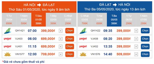 Hết cách ly xã hội, giá vé máy bay nội địa lập tức giảm còn 99.000 đồng - Ảnh 2.