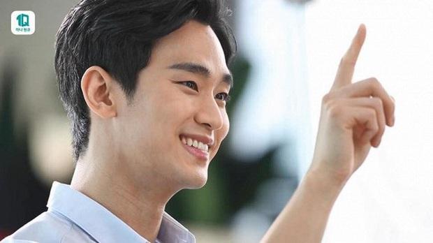 Cụ giáo Kim Soo Hyun vừa trở lại đã cạnh tranh sức hút với Quân vương Lee Min Ho chỉ bằng khoảnh khắc này - Ảnh 3.