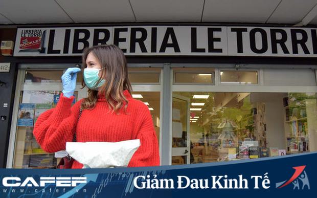 Các cửa hàng ở Italy sau cách ly: Không biết bán cho ai, không có lợi nhuận nhưng vẫn phải trả tiền mặt bằng, hoạt động kinh doanh lơ lửng trong thời gian dài - Ảnh 1.
