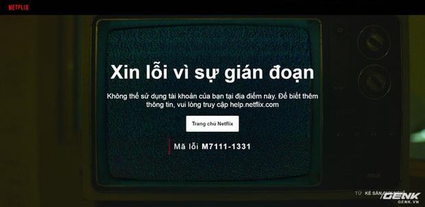Mánh khoé sử dụng Netflix giá rẻ được nhiều người Việt lợi dụng bị chặn đứng - Ảnh 2.