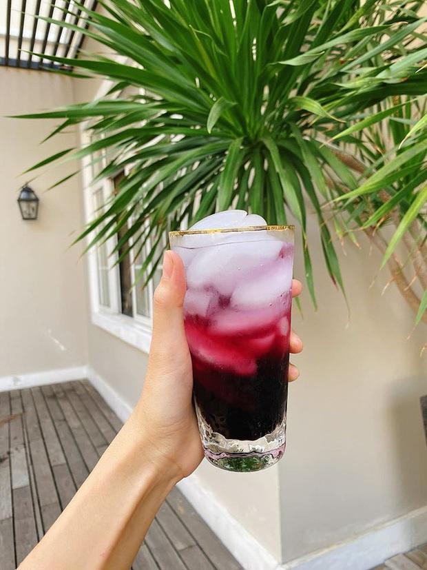 Loại nước đỏ au mà Hà Tăng đang mê mệt chính là thần dược lọc sạch gan, làm đẹp từ trong ra ngoài nhưng trước khi dùng bạn cần nhớ điều này - Ảnh 4.