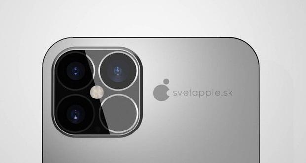 """Lại thêm concept iPhone 12: """"Tai thỏ"""" vẫn còn nhưng hơi sai sai, cảm biến LiDAR chắc chắn sẽ xuất hiện ở camera sau - Ảnh 5."""