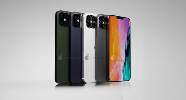 """Lại thêm concept iPhone 12: """"Tai thỏ"""" vẫn còn nhưng hơi sai sai, cảm biến LiDAR chắc chắn sẽ xuất hiện ở camera sau - Ảnh 8."""
