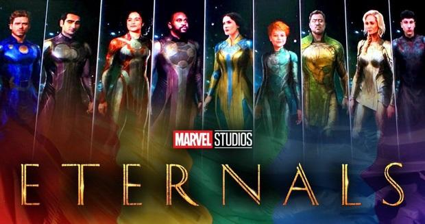 Lịch phát hành mới của 8 bom tấn Phase 4 của Marvel: The Eternals toàn sao khủng nhưng Doctor Strange 2 mới đáng quan tâm nhất! - Ảnh 3.