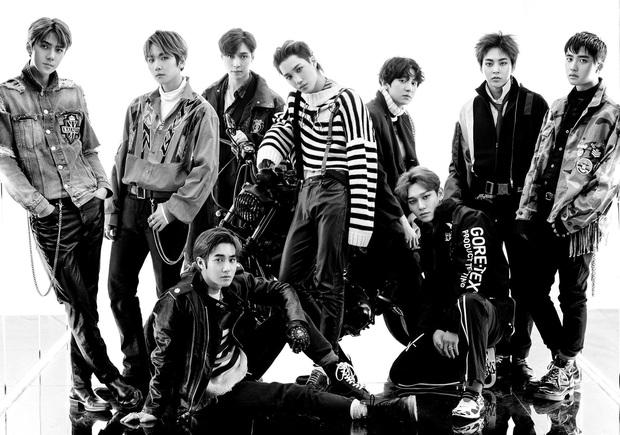 """Top 30 idol hot nhất hiện nay: BLACKPINK - EXO bỗng """"ngụp lặn"""" khó hiểu, ngôi vương không bất ngờ bằng loạt cái tên trong top 10 - Ảnh 12."""