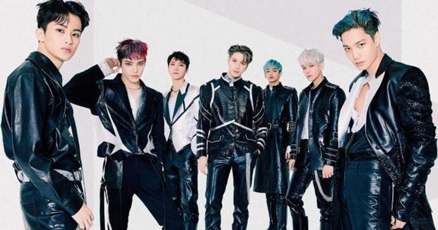 SuperM lần đầu trình diễn ca khúc mới toanh ngay tại concert online, hé lộ sẽ comeback bằng một album trong thời gian tới - Ảnh 2.