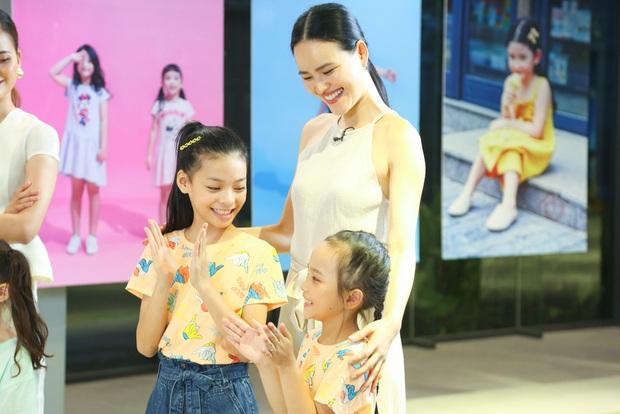Model Kid: Thí sinh nhí dũng cảm nói sự thật, host Thúy Hạnh trách nhầm HLV Hương Ly trong tập Bán kết - Ảnh 3.