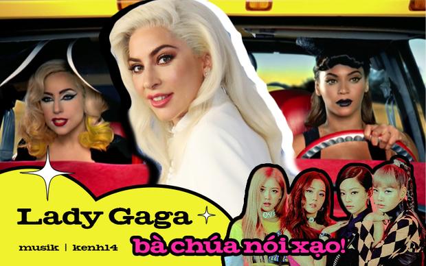 BLACKPINK hãy cẩn thận với Lady Gaga: Trình diễn ngoài vũ trụ, MV sẽ có phần 2, những màn kết hợp trong mơ... đa số đều là nói xạo hết! - Ảnh 1.