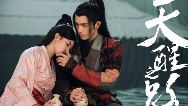 Trần Phi Vũ bẹo má, chọc ghẹo mỹ nữ K-Pop trong hậu trường phim cổ trang Thiên Tỉnh Chi Lộ - Ảnh 7.