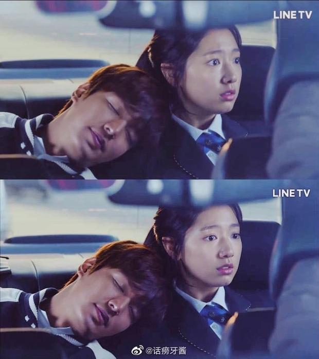 Lee Min Ho muôn đời xài một chiêu nịnh crush, có chắc hữu dụng với Kim Go Eun ở Quân Vương Bất Diệt không anh? - Ảnh 3.