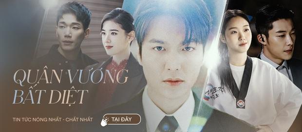 Lee Min Ho muôn đời xài một chiêu nịnh crush, có chắc hữu dụng với Kim Go Eun ở Quân Vương Bất Diệt không anh? - Ảnh 5.
