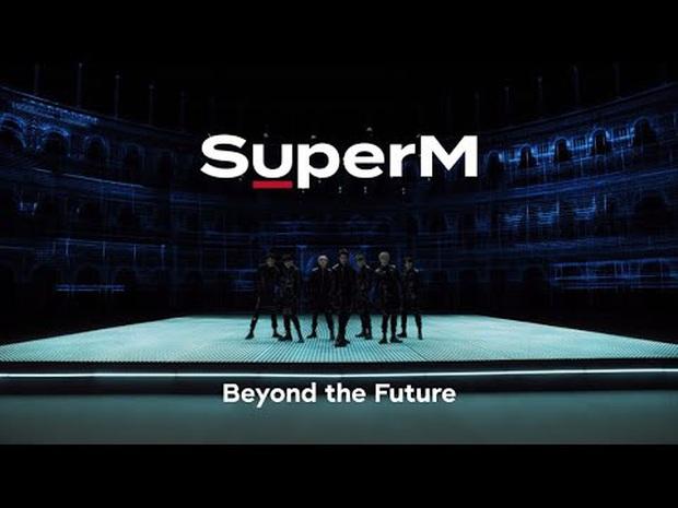 SuperM lần đầu trình diễn ca khúc mới toanh ngay tại concert online, hé lộ sẽ comeback bằng một album trong thời gian tới - Ảnh 1.