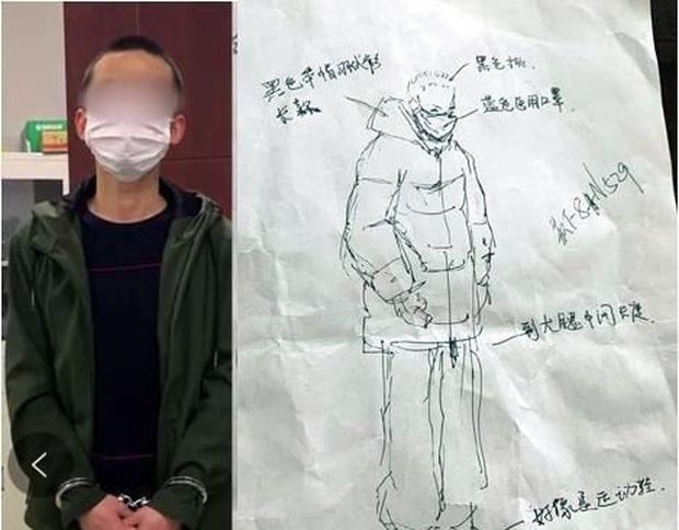 Đỉnh như sinh viên Mỹ thuật vẽ lại chân dung tội phạm sau khi bị trộm, giúp cảnh sát phá án chỉ sau vài giờ đồng hồ - Ảnh 1.