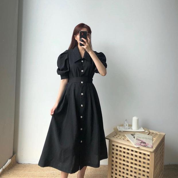 Áp dụng 4 tips diện váy hack dáng sau, bạn thấp bé đến mấy thì trông cũng cao ráo như thật - Ảnh 2.