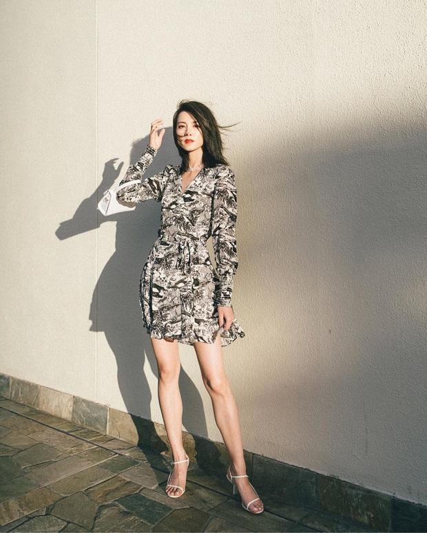 Áp dụng 4 tips diện váy hack dáng sau, bạn thấp bé đến mấy thì trông cũng cao ráo như thật - Ảnh 7.