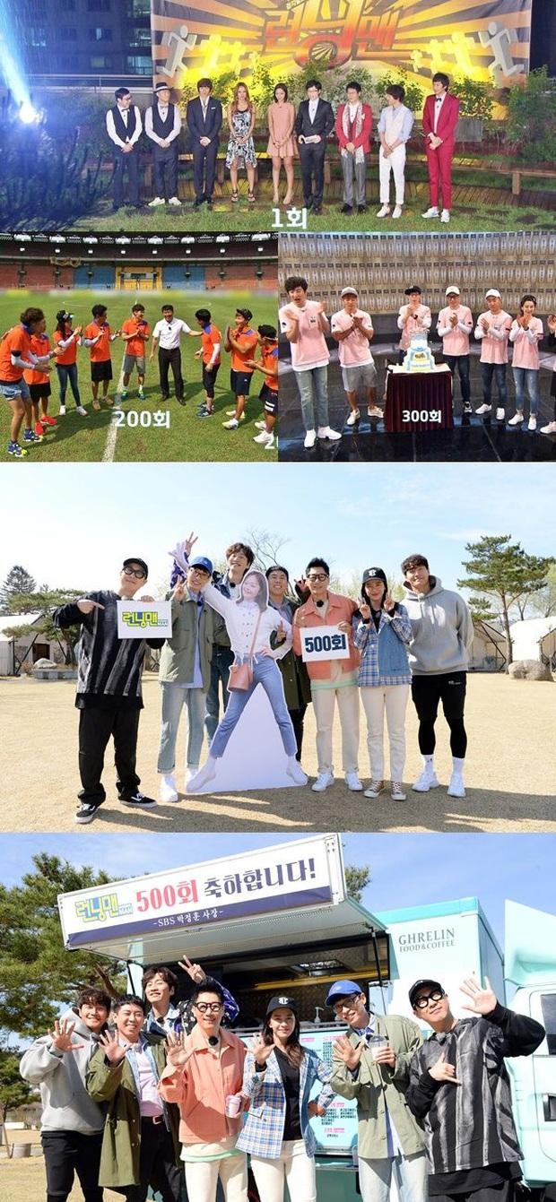 Dàn sao Running Man kỷ niệm tập 500 lên sóng, tiết lộ lý do nên cân nhắc khi gọi điện cho Jeon So Min - Ảnh 1.