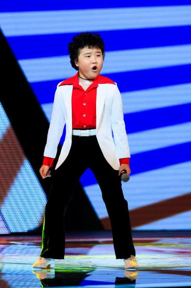 Bất ngờ trước hình ảnh lột xác của Thiện Nhân và Hoàng Anh Doraemon The Voice Kids - Ảnh 4.