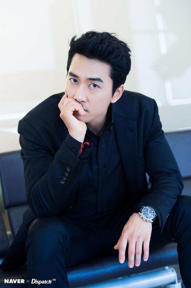 Tài tử Trái tim mùa thu Song Seung Hun bị chỉ trích nặng nề vì thái độ vô tư ở siêu thị giữa mùa dịch COVID-19 - Ảnh 7.