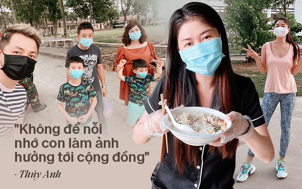 Nhật ký 42 ngày cách ly từ Singapore về Việt Nam của bà xã Đăng Khôi: Sự ích kỷ sẽ trả giá bằng sinh mạng, thương con thì đứng xa con hơn - Ảnh 2.