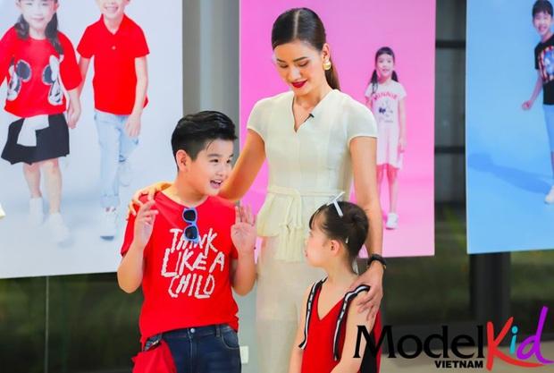 Hương Ly nói gì sau khi chịu lời mắng oan từ host Thúy Hạnh trong Model Kid Vietnam? - Ảnh 1.