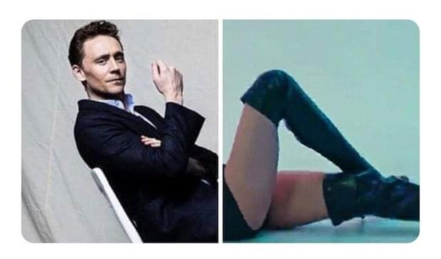 Từ 1 bức ảnh Lisa nhảy sexy khoe body bức thở, 1001 kiểu chế với Avengers ra đời: Hợp lý và đỉnh cao nhất là Loki! - Ảnh 6.