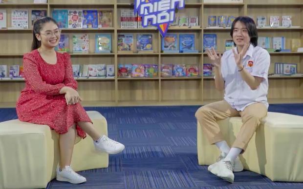 Bất ngờ trước hình ảnh lột xác của Thiện Nhân và Hoàng Anh Doraemon The Voice Kids - Ảnh 1.