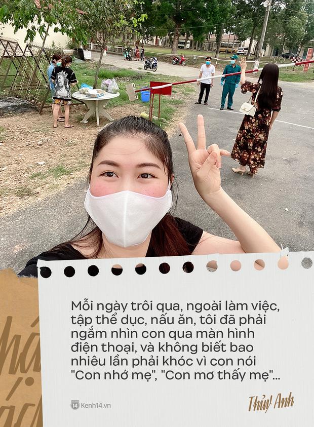 Nhật ký 42 ngày cách ly từ Singapore về Việt Nam của bà xã Đăng Khôi: Sự ích kỷ sẽ trả giá bằng sinh mạng, thương con thì đứng xa con hơn - Ảnh 4.