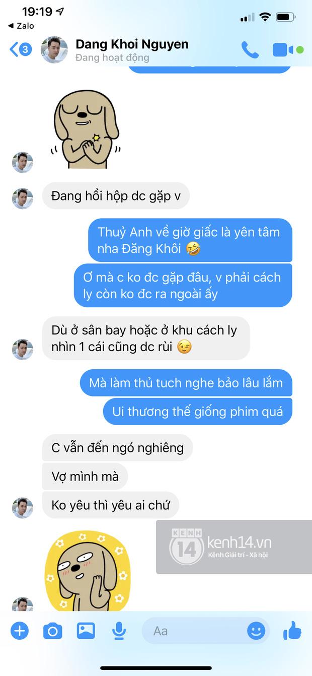 Nhật ký 42 ngày cách ly từ Singapore về Việt Nam của bà xã Đăng Khôi: Sự ích kỷ sẽ trả giá bằng sinh mạng, thương con thì đứng xa con hơn - Ảnh 20.