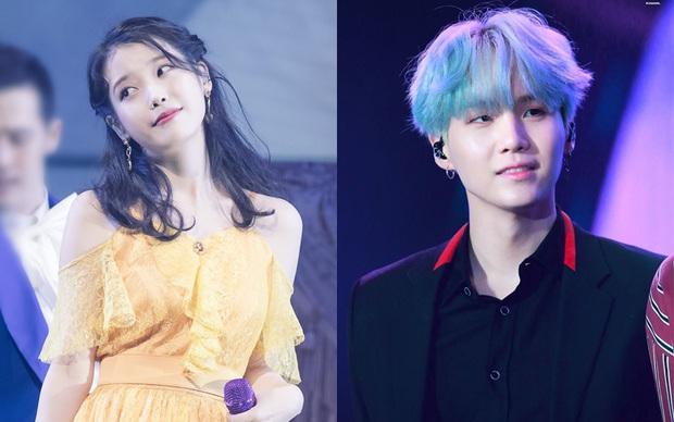 """HOT: IU """"bắt tay"""" SUGA (BTS) phát hành single nhạc số uy hiếp BXH tháng 5, nhưng netizen đồng loạt nhắc đến... Jungkook - Ảnh 1."""