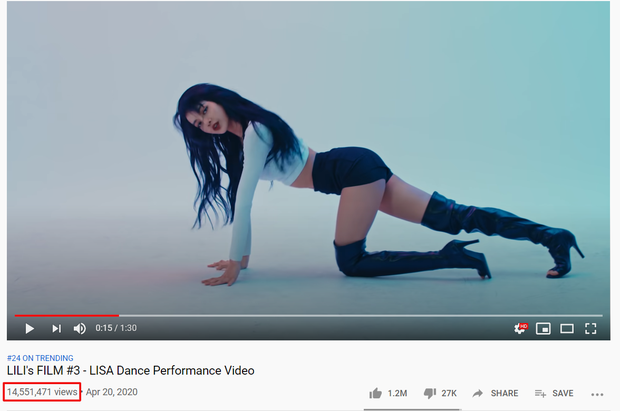 Lisa (BLACKPINK) qua lời kể của người quay video vũ đạo sexy gây bão: Chân dài đến… vượt cả khung hình, đáng chú ý là thái độ trước nhân viên - Ảnh 6.
