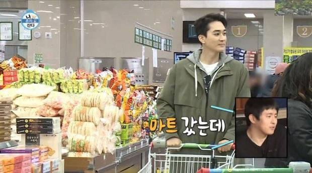 Tài tử Trái tim mùa thu Song Seung Hun bị chỉ trích nặng nề vì thái độ vô tư ở siêu thị giữa mùa dịch COVID-19 - Ảnh 4.