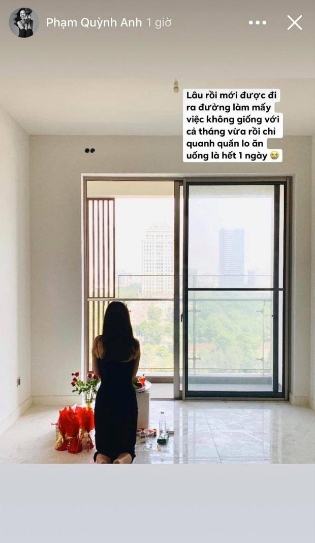Phạm Quỳnh Anh tậu nhà mới hậu ly hôn, chỉ hé lộ một góc đã thấy giá trị không hề nhỏ - Ảnh 2.