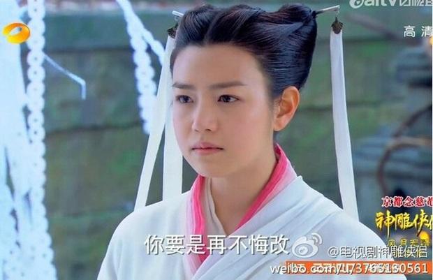 Khóc thét với loạt tạo hình kì lạ của mỹ nhân phim cổ trang Hoa ngữ: Đầu dưa lưới Châu Tấn chưa hú hồn bằng tóc rễ cây Dương Mịch - Ảnh 8.