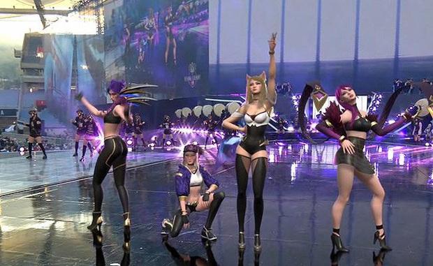 Rụng tim với bộ ảnh cosplay nhóm nhạc K/DA vòng nào ra vòng đấy của bộ tứ mỹ nhân xứ Hàn, hóa ra toàn streamer có tiếng - Ảnh 1.