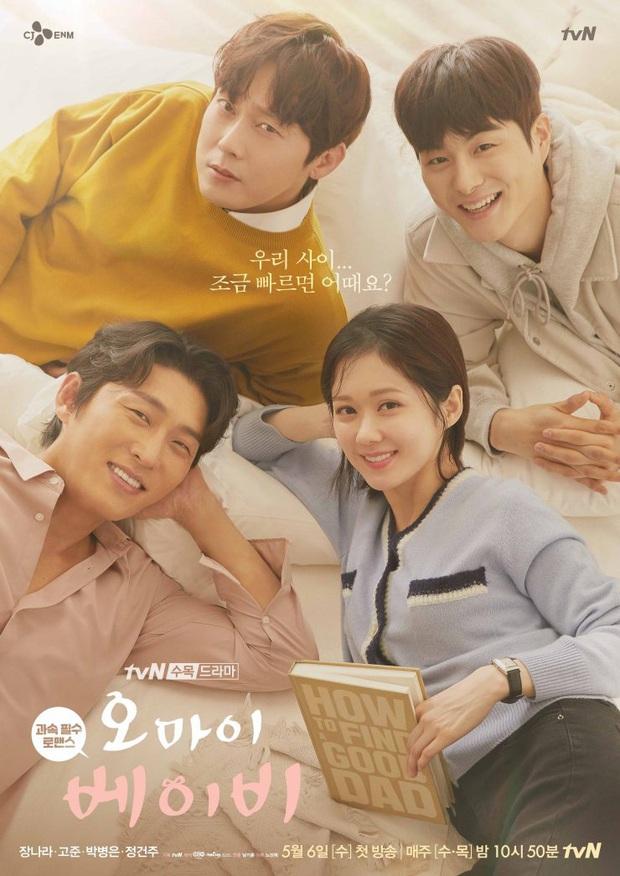Phim Hàn tháng 5: Hóng nhất màn kèn cựa của đôi chị đại Jang Nara và Hwang Jung Eum - Ảnh 11.