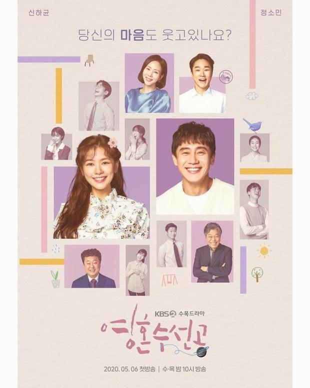 Phim Hàn tháng 5: Hóng nhất màn kèn cựa của đôi chị đại Jang Nara và Hwang Jung Eum - Ảnh 8.