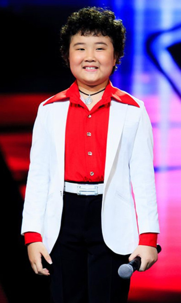 Màn lột xác gây choáng nhất Giọng hát Việt nhí: Doraemon tóc xù sau 6 năm nam tính, trưởng thành hơn - Ảnh 5.