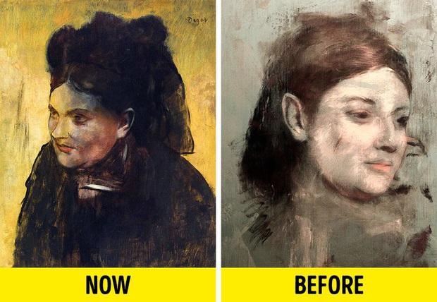 Những bí mật giấu trong 6 kiệt tác hội họa mà người đời sau phải vò đầu bứt tóc mới phát hiện ra - Ảnh 4.
