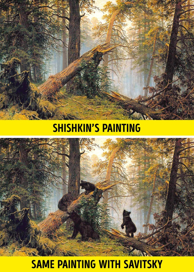 Những bí mật giấu trong 6 kiệt tác hội họa mà người đời sau phải vò đầu bứt tóc mới phát hiện ra - Ảnh 5.