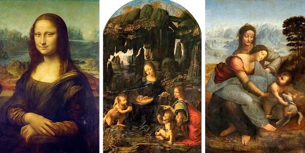 Những bí mật giấu trong 6 kiệt tác hội họa mà người đời sau phải vò đầu bứt tóc mới phát hiện ra - Ảnh 6.