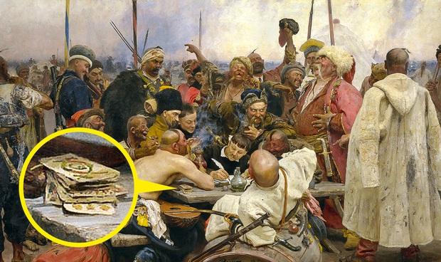Những bí mật giấu trong 6 kiệt tác hội họa mà người đời sau phải vò đầu bứt tóc mới phát hiện ra - Ảnh 10.