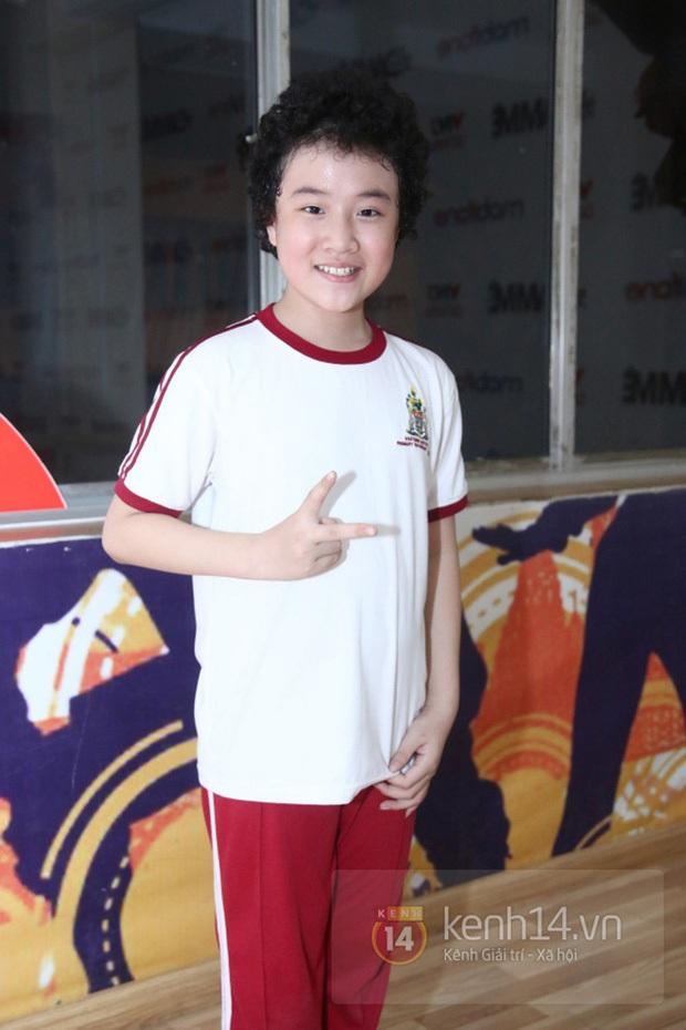 Màn lột xác gây choáng nhất Giọng hát Việt nhí: Doraemon tóc xù sau 6 năm nam tính, trưởng thành hơn - Ảnh 8.