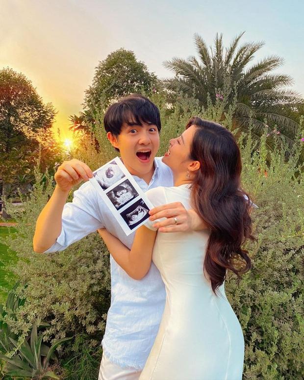 4 lần Đông Nhi gây nổ toàn MXH: Kỷ niệm 10 năm yêu, hôn lễ cổ tích đến ngày lên thiên chức, lần nào cũng tạo trend! - Ảnh 8.