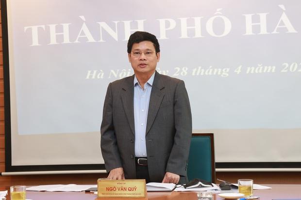 Nếu không phát sinh ca nhiễm mới thời gian tới, Hà Nội kiến nghị xuống nhóm nguy cơ thấp - Ảnh 1.