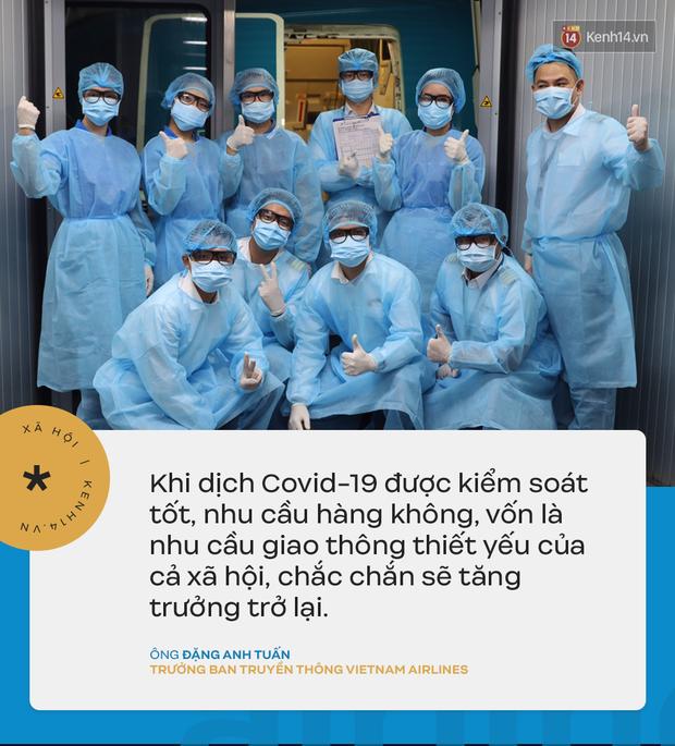 Đại diện Vietnam Airlines: Toàn bộ người lao động sẵn sàng tạm ngừng việc hoặc đi làm mà không hưởng lương - Ảnh 5.